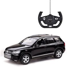 """Радиоуправляемая машинка Rastar """"Volkswagen Touareg"""" 1:14, черная"""