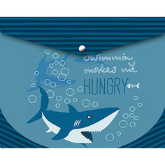 Папка для российских тетрадей Limpopo Акула