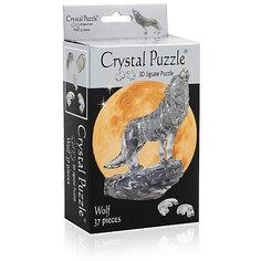 3D головоломка Черный Волк Crystal Puzzle