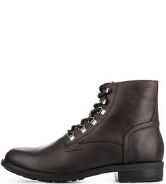 Высокие зимние ботинки на каблуке Vagabond