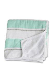 Детское одеяло в полоску Lulujo