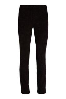 Замшевые брюки Haider Ackermann
