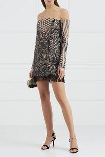 Платье-мини с пайетками Esve