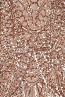 Платье-макси с пайетками Esve