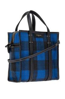 Кожаная сумка-баул Bazar Shopper S Balenciaga