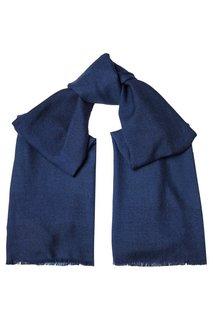 Фактурный шарф из шелка и кашемира Cesare Attolini