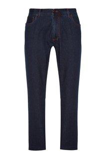 Короткие джинсы Cesare Attolini