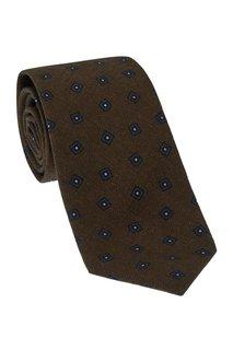Шерстяной галстук Cesare Attolini
