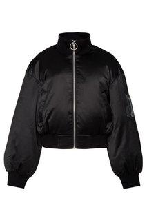 Куртка-бомбер oversize Mo&Co