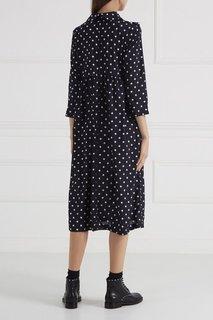 Платье с оборками на кокетке Comme des Garcons Girl
