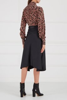 Шелковая блузка Salina Isabel Marant