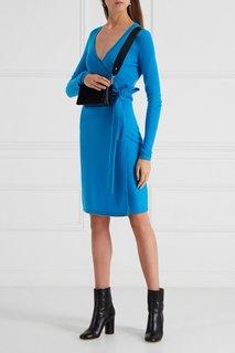 Трикотажное платье с запахом Diane von Furstenberg