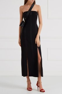 Открытое платье-футляр Diane von Furstenberg