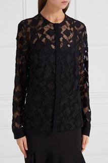 Сетчатая блузка Hugo Boss