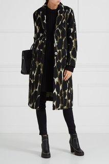 Пальто с принтом By Malene Birger