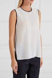 Блузка с контрастной отделкой Dorothee Schumacher