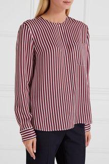 Блузка в полоску Hugo Boss