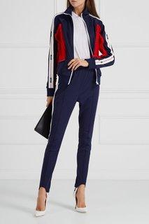 Куртка с цветной отделкой Msgm
