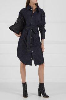 Платье-рубашка из денима Vivienne Westwood Anglomania