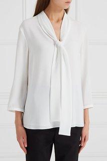 Блузка с шарфом Hugo Boss
