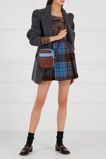 Шерстяная юбка-мини Vivienne Westwood Anglomania