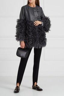 Куртка с объемной отделкой Dorothee Schumacher