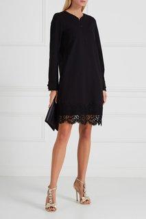 Платье с кружевом Dorothee Schumacher