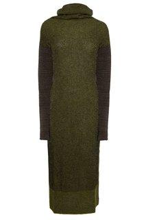 Шерстяное платье с люрексом Vivienne Westwood Anglomania
