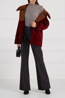 Меланжевый джемпер из шерсти Marc Jacobs