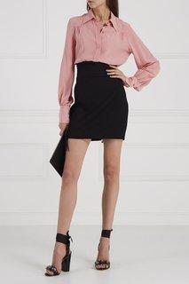 Шерстяная юбка-мини Alexandre Vauthier