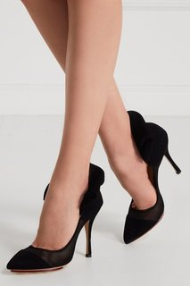 Замшевые туфли Joan Charlotte Olympia