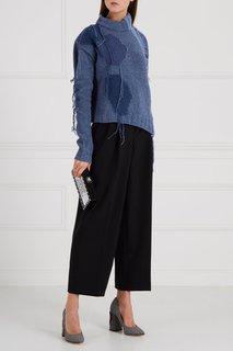 Туфли с текстильной отделкой Amanda Charlotte Olympia