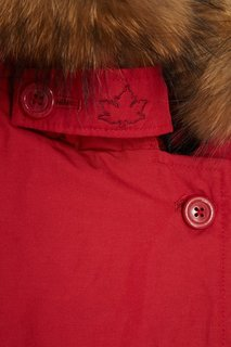 Красная парка Lindsay Canadian