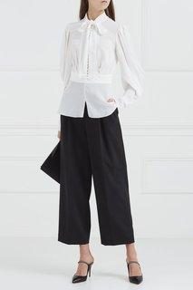 Блузка с бантом Dolce & Gabbana