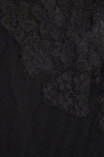 Блузка с кружевом Valentino