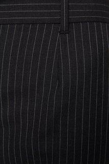 Шерстяные брюки в полоску Dolce & Gabbana