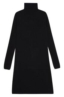 Кашемировое платье-водолазка Tegin