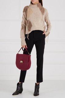 Розовая сумка Club Furla