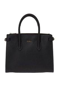 Черная сумка Pin Furla