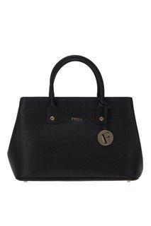 Черная сумка Linda Furla