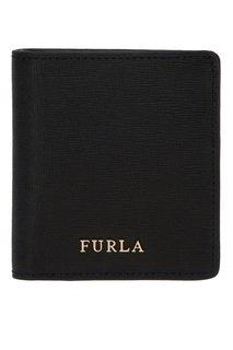 Черный складной кошелек Babylon Furla