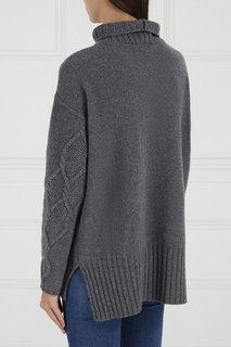 Шерстяной свитер с узором Navata MAX Mara