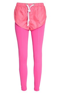 Розовые брюки с шортами Natasha Zinko
