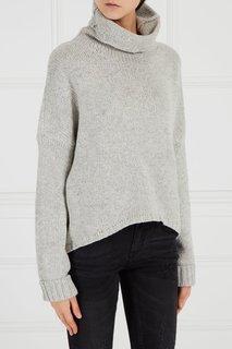 Меланжевый свитер из хлопка и шерсти One Teaspoon
