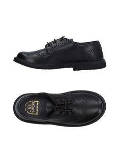 Обувь на шнурках Eureka
