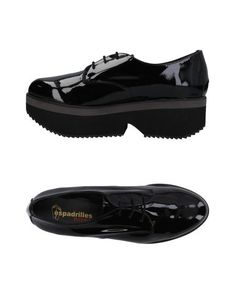 Обувь на шнурках Espadrilles