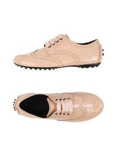Обувь на шнурках Tods Junior
