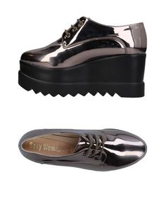 Обувь на шнурках Sexy Woman