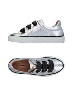Низкие кеды и кроссовки Halmanera