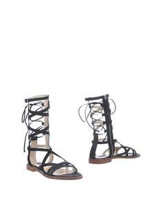 Полусапоги и высокие ботинки Pinko